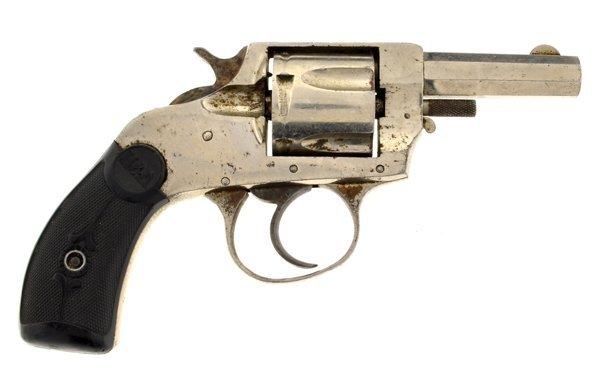 Hopkins & Allen Arms No. 6 Double Action 38 Short Gun