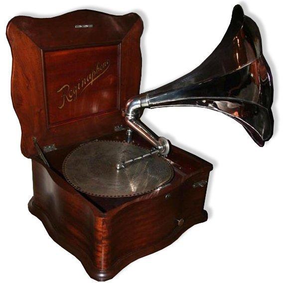 Regina Music Box-Mint Condition -P-