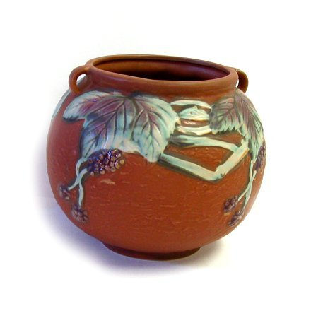 URN Vase 6in. /Brown RSVL