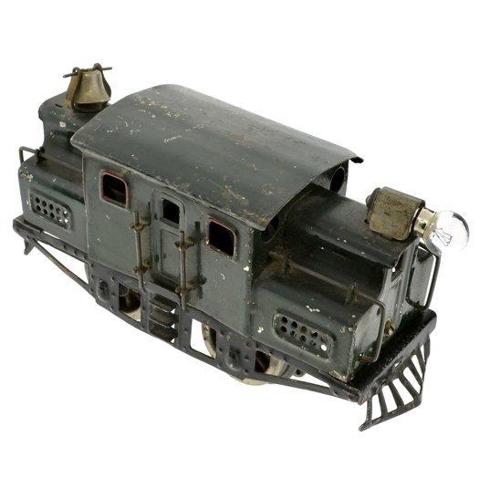 Lionel 153 Electric Loco NYC DK Grn w/Reverse #X1831