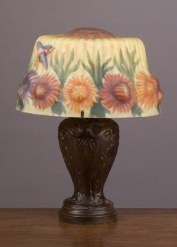13.5 Inch Pairpoint Lamp