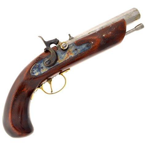 1840 U.S. Kentucky Type Usable Import 45 Ca. Pistol
