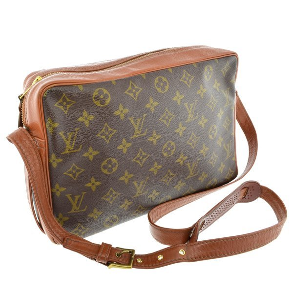 Vintage Louis Vuitton Bandouliere Purse Handbag