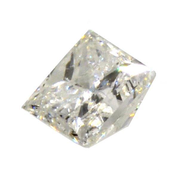 APP: 1.5k *0.25CT Princess Cut Diamond Gemstone
