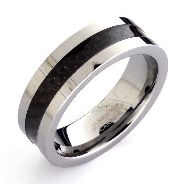Rare Tungsten Size 10 Ring