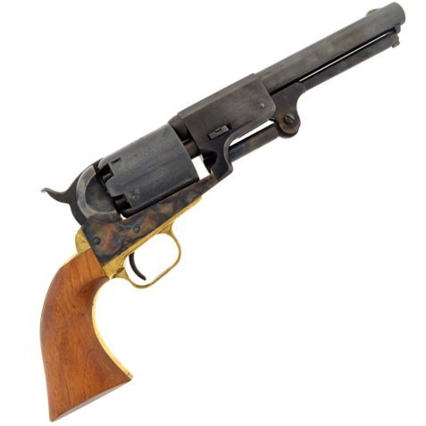 Reissue Colt 4.4 Model U.S.M.R. Black Powder Revolver