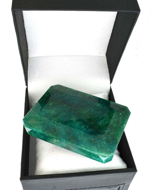 APP: 28.6k 1590.45CT Rectangle Cut Green Beryl Gemstone