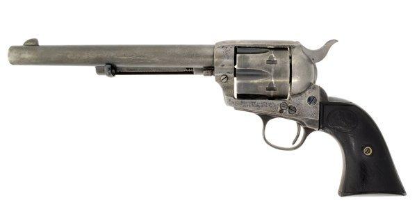 """*1871-1875 7"""" Colt PT 32 W.C.F. 32/20 Caliber Revolver"""
