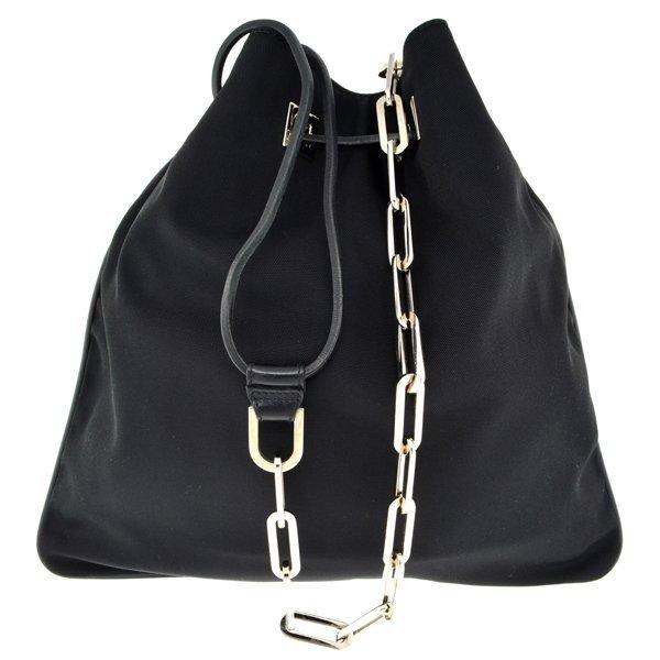 Gucci Made In Italy Black Shoulder Bag