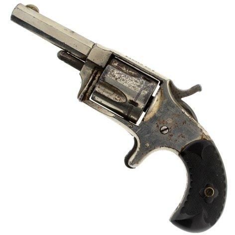 1900's Hopkins & Allen Ranger # 2 Caliber .32 Revolver