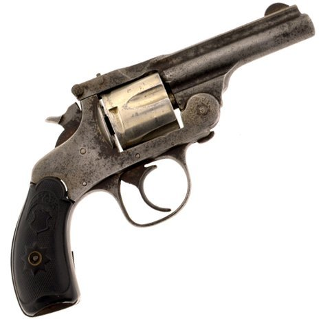 1888 Forehand Arms Co. 38 Short Revolver (As Is)