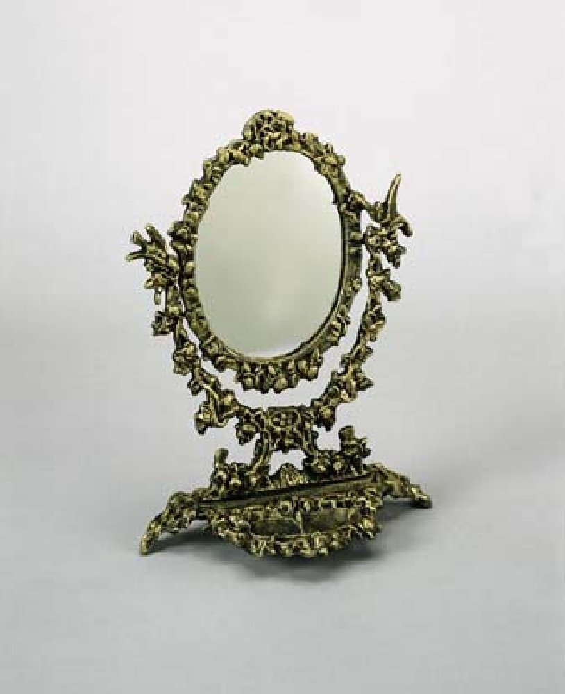 13 Inch Cast Iron Mirror