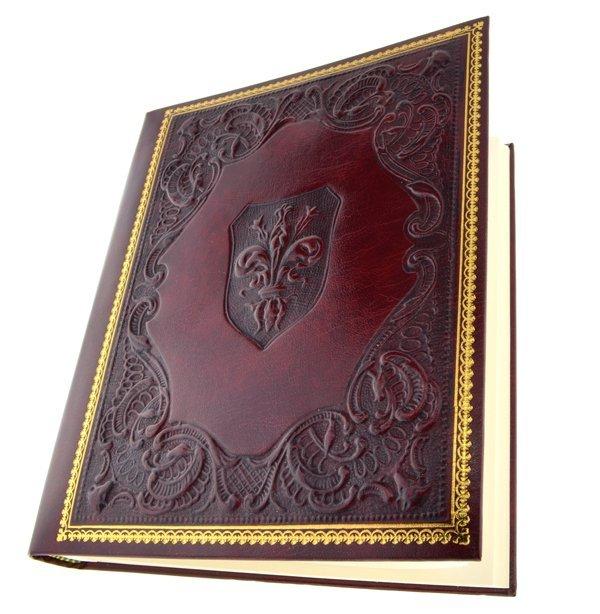 Decorative Leather Photo Album Scrapbook