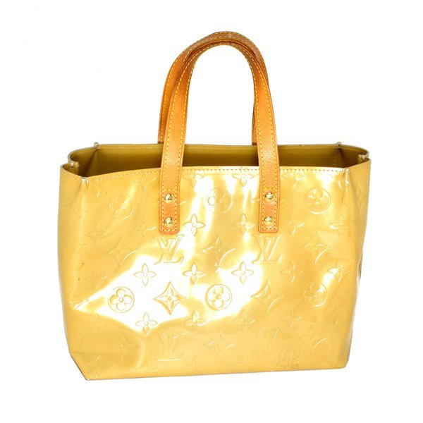 Louis Vuitton Vernis Authentic Hand Bag (Pre Owned)