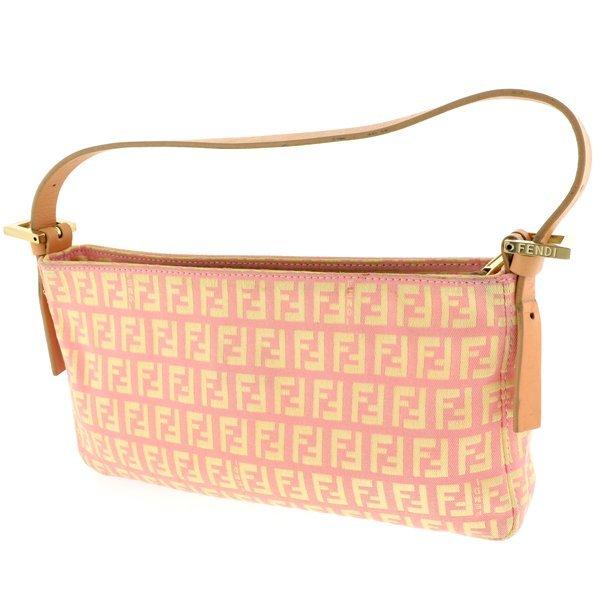 Authentic Fendi Handbag (Pre Owned)