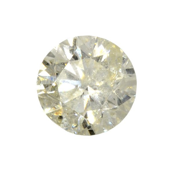 APP: 7k *0.97CT Round Cut Diamond Gemstone