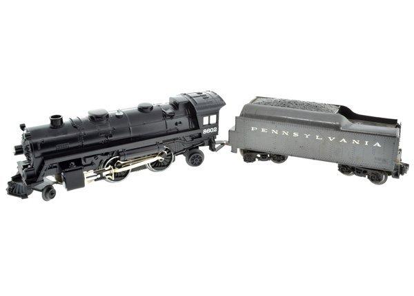^Lionel #8602 Steam Engine & Tender