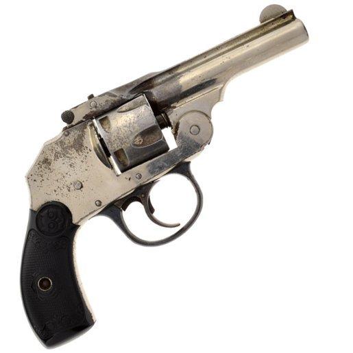 1880-1890 Iver Johnson 32 Caliber Short Gun