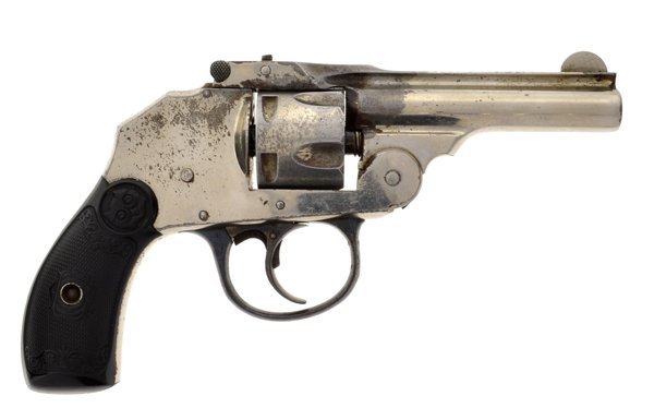 1880-1890 Iver Johnson 32 Caliber Short Gun - 2