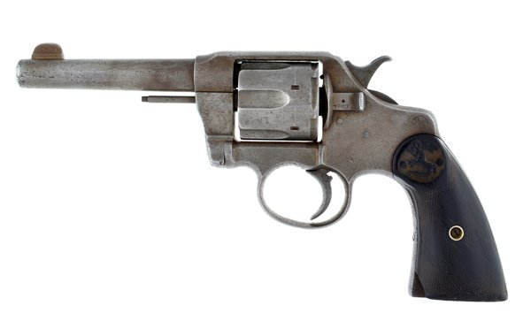 1950 Colt 41 Revolver (No Gun Sales To: NY, HI, AK.)