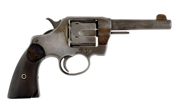 1950 Colt 41 Revolver (No Gun Sales To: NY, HI, AK.) - 2