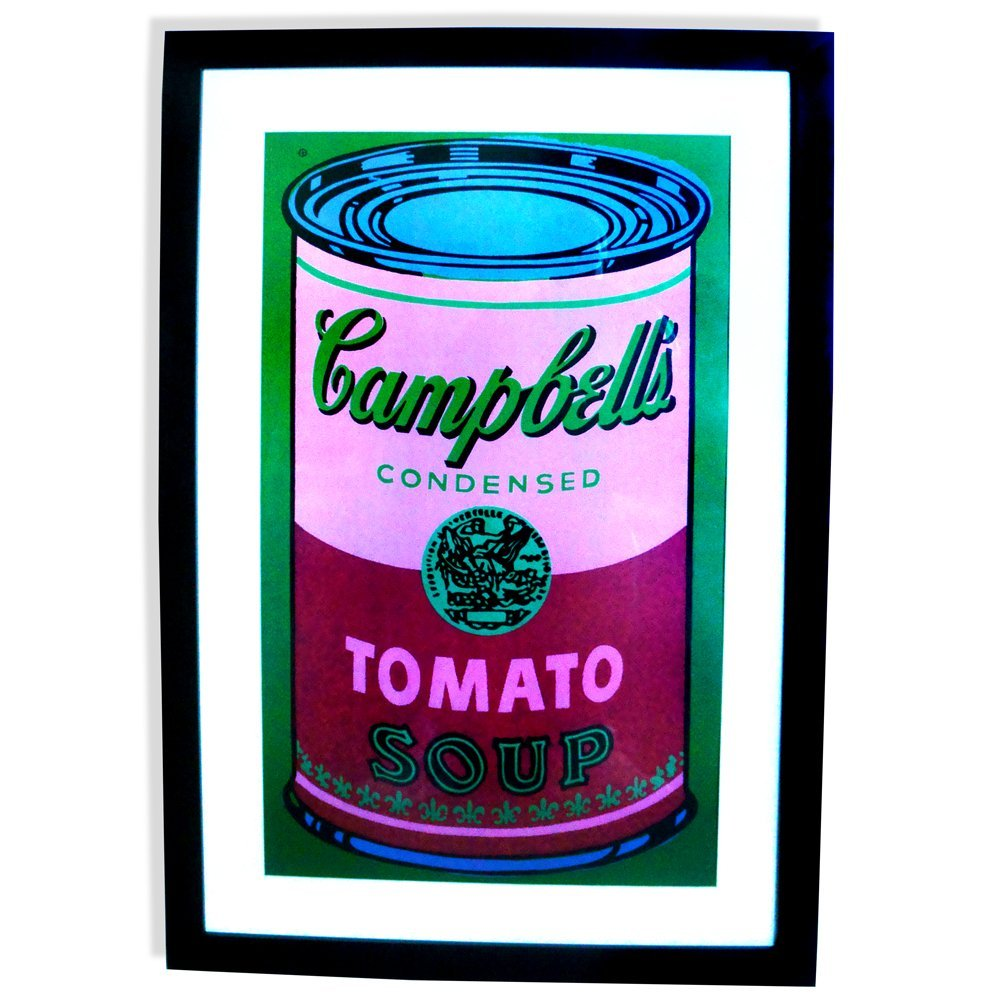 Andy Warhol Museum Framed Print Campbell's Tomato Soup