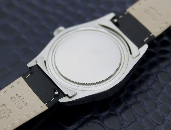 Men's Vintage Rolex Oysterdate Precision 6694 Grey Dial - 5