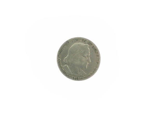 5747: 1893 US Columbian Half Dollar Chicago World Expos