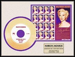 253: MARILYN MONROE ''Diamonds Are A Girl's Best Friend