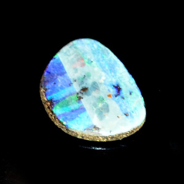 APP: 1.6k 1.38CT Natural Freeform Opal On Matrix