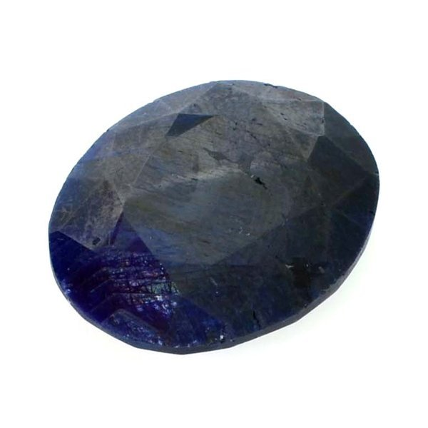 APP: 1.7k 64.70CT Oval Cut Blue Sapphire Gemstone