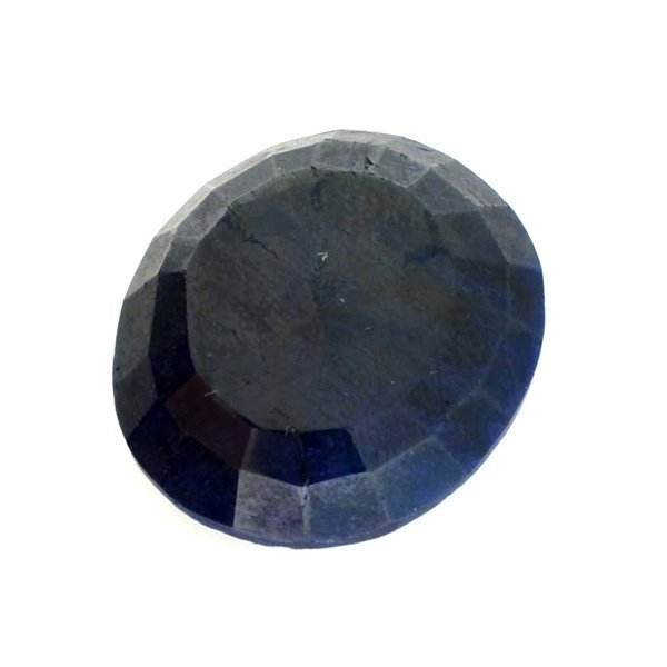 APP: 1.7k 64.70CT Oval Cut Blue Sapphire Gemstone - 2