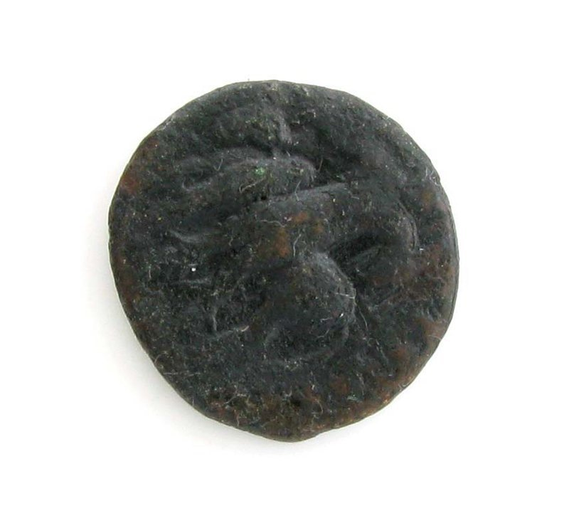 Ancient Bronze Coin - 2