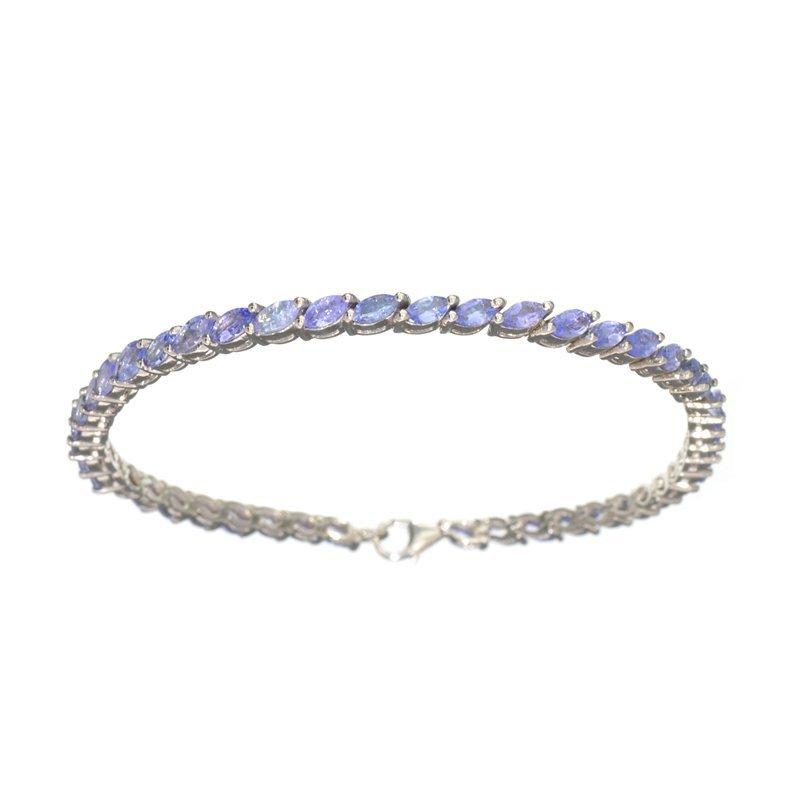 APP: 4.2k Fine Jewelry 6.00CT Marquise Cut Tanzanite