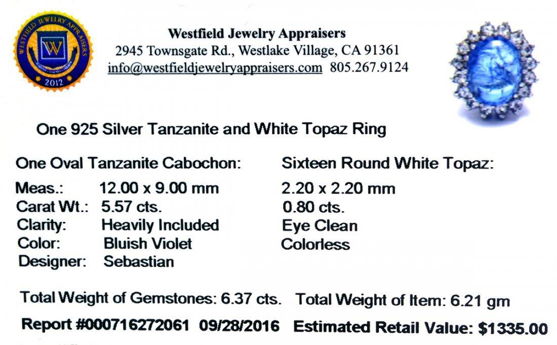 APP: 1.3k Fine Jewelry Designer Sebastian 6.37CT - 2
