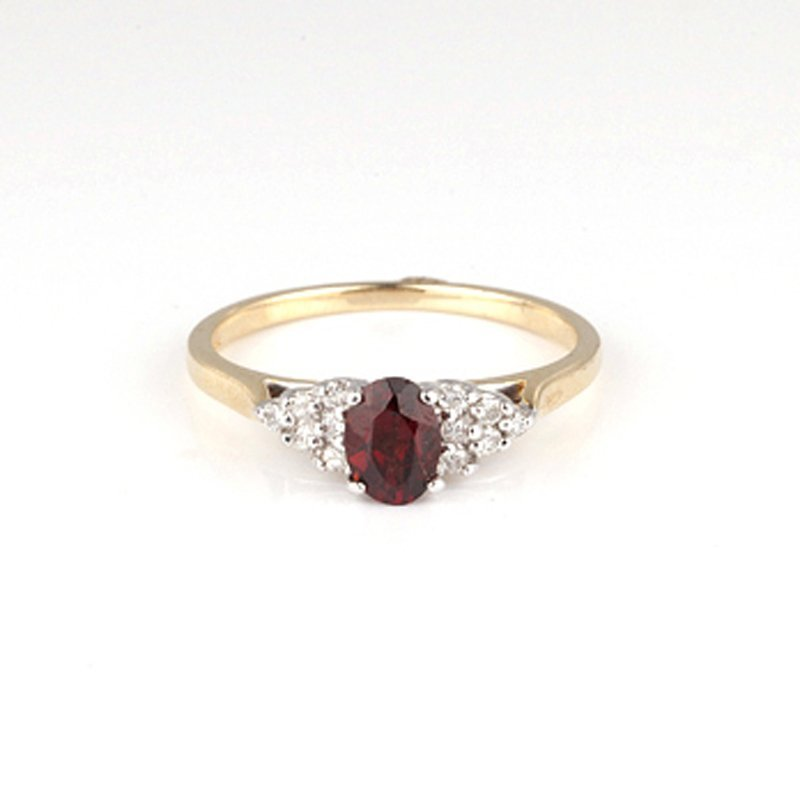 *Fine Jewelry 14 kt. Gold, New Custom Made 0.50CT