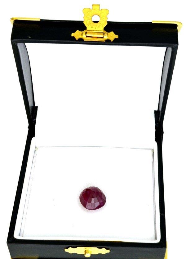 APP: 3k 12.14CT Oval Cut Ruby Gemstone - 2