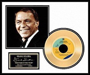 1008: FRANK SINATRA ''Strangers in the Night'' Gold LP