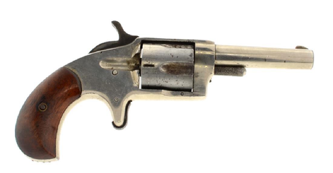Mohegan Pat. April 6 1875 32 Long (No Gun Sales To: NY,
