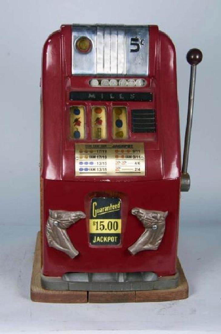 Mills high top slot machine for sale casino slots free money