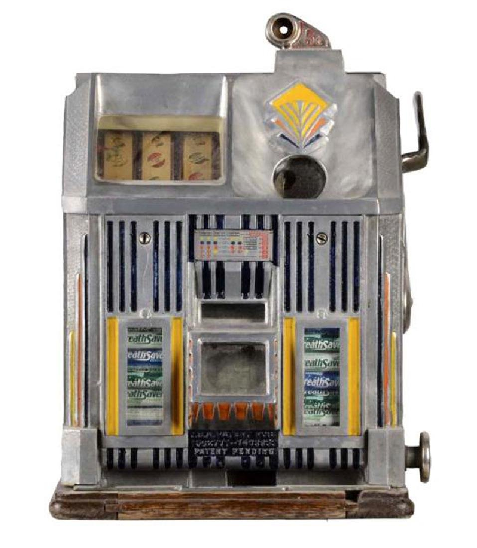 Rare Antique 5¢ Jennings Duchess Slot Machine -PNR-