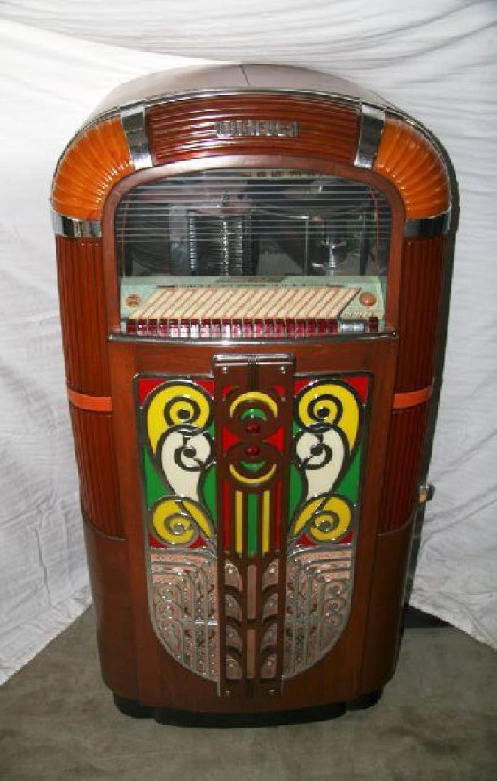 1940's Rockola Juke Box -P- Pick Up Only -P-