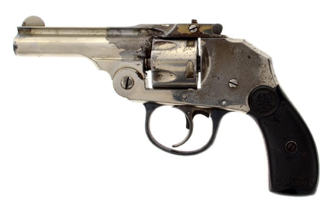 1880-1890 Iver Johnson 32 Caliber Short Gun (No Gun