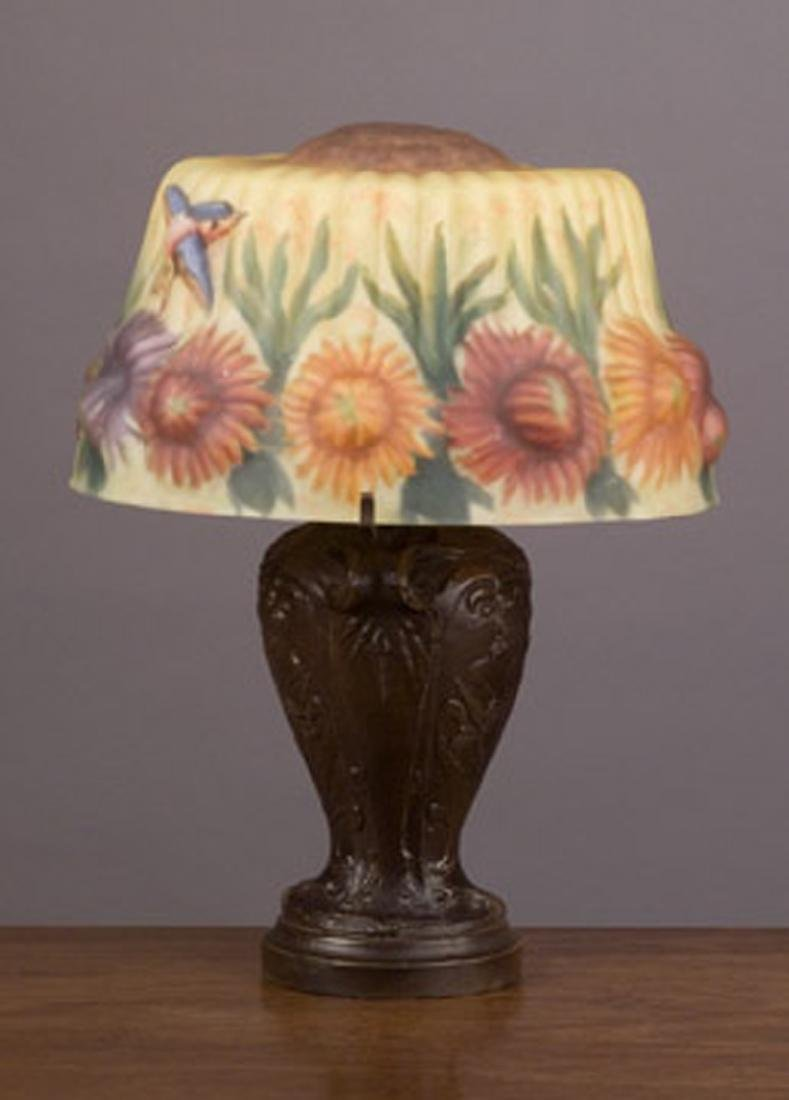 13.5 Inch Pierpoint Style Lamp