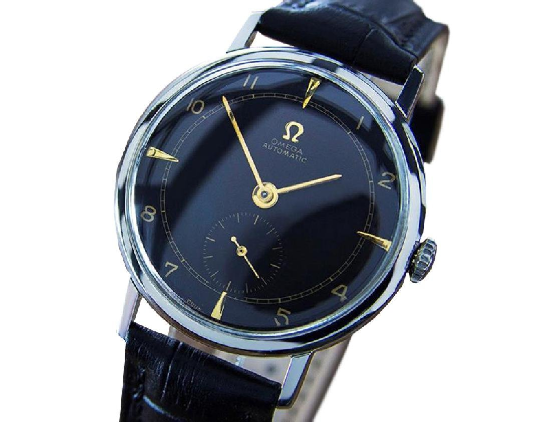 *Collectible Omega Automatic Watch