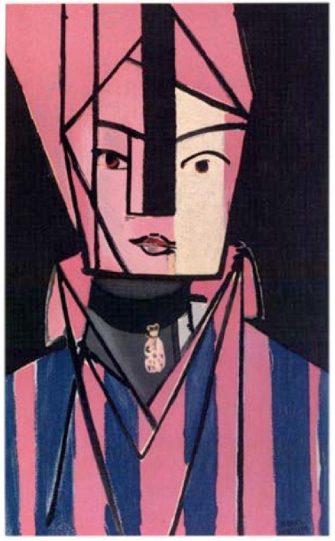 Henri Matisse ''''105 Marguerite, Pink And White