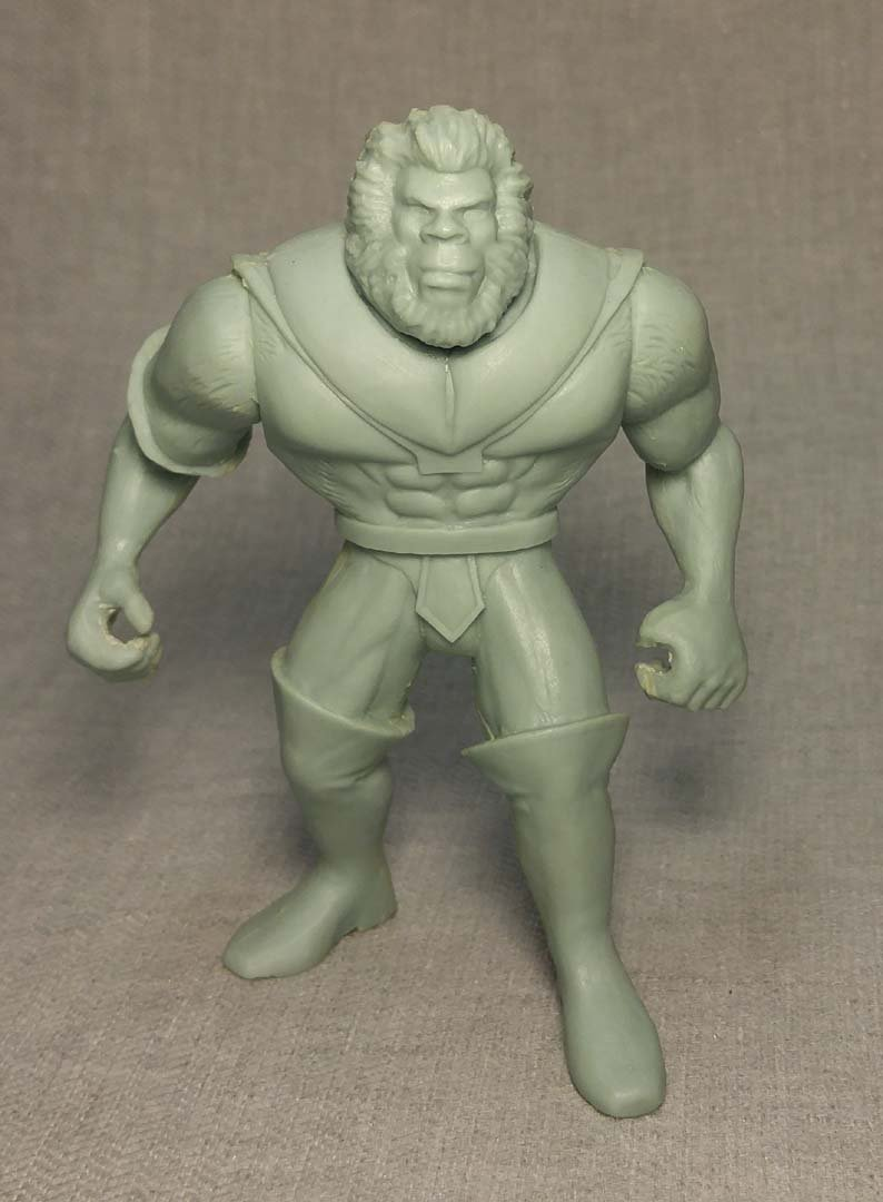 KENNER Planet of the Apes Soldier Unreleased Prototype