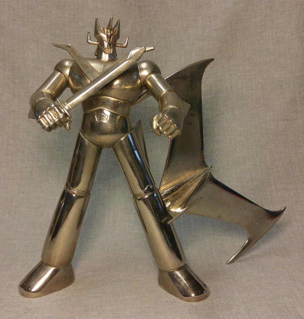 Great Mazinger Chrome Prototype Statue Figure Banpresto