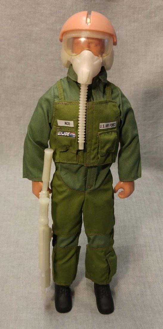 GI Joe Hall of Fame ACE Pre Production Prototype Figure