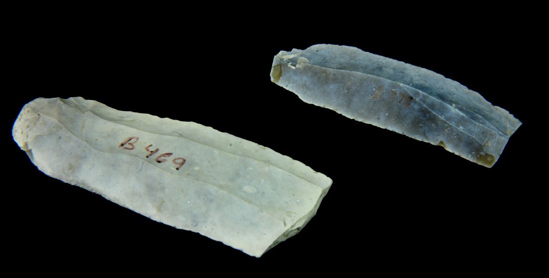 A LOT OF EUROPEAN MESOLITHIC BLADES, 7000 – 500 BC